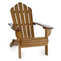 Zahradní skládací židle v impozantním vzhledu
