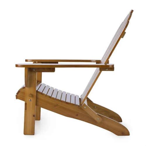 dřevěná skládací židle venkovní