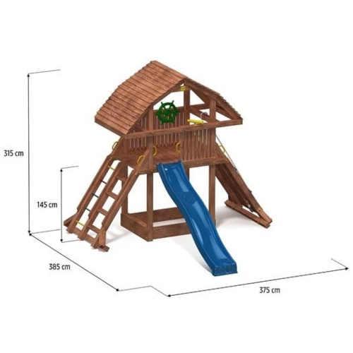 moderní dětské hřiště pro děti