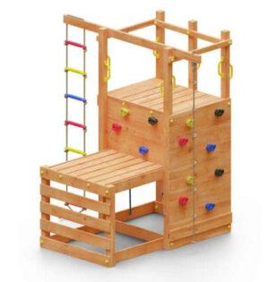 Dětské hřiště pro užití si zábavy a pohybu