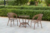 Zahradní set v elegantním designu