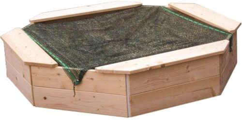 dětské pískoviště z kvalitního materiálu