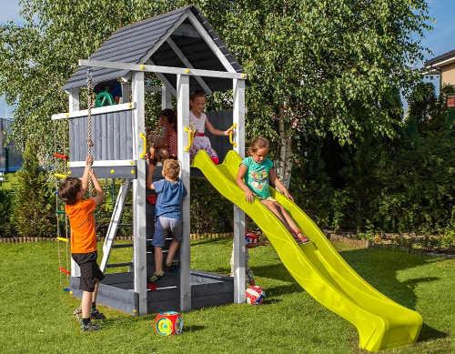 kvalitní dětské hřiště na zahradu