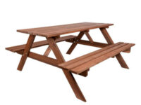 Zahradní sestava PIKNIK z borovicového dřeva