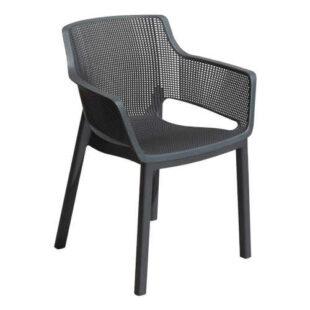 Zahradní židle v komfortním provedení