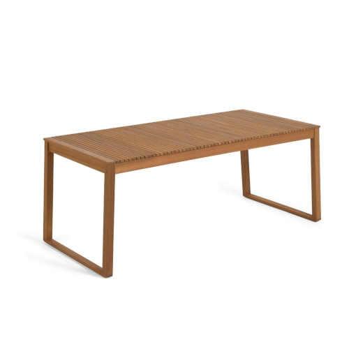 Zahradní jídelní stůl z akáciového dřeva