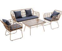 Zahradní sedací souprava v luxusním designu