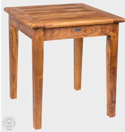 set z teakového dřeva